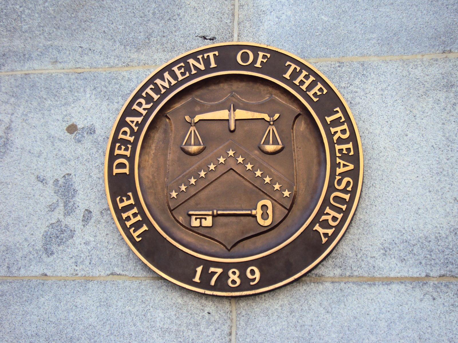 https://assets.sourcemedia.com/3f/ef/06190aa3417da03118c34297af90/treasury-dept-seal.jpg