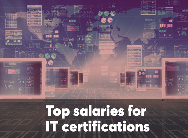 The 15 highest paying IT credentials for 2016 | Health Data Management