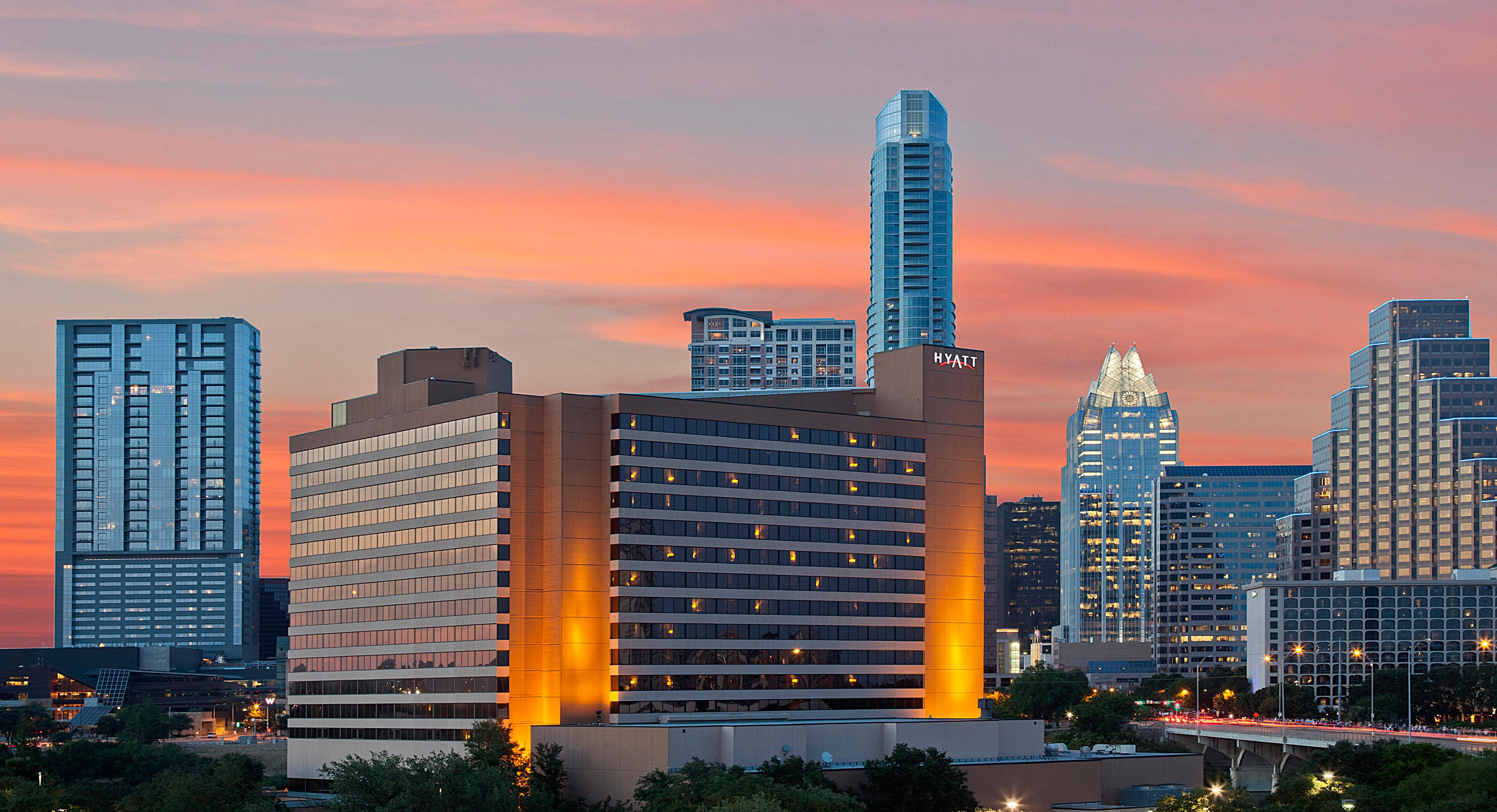 Texas 18 - Austin Texas Hyatt