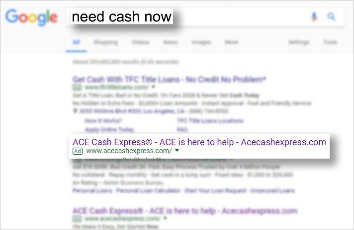 https://assets.sourcemedia.com/5a/d5/d277349f4bb386f6f334ef48d396/google-search-need-cash-now.jpg