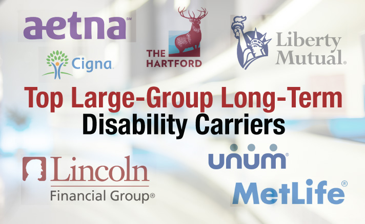 Top Grossing Large Group Ltd Carriers Employee Benefit