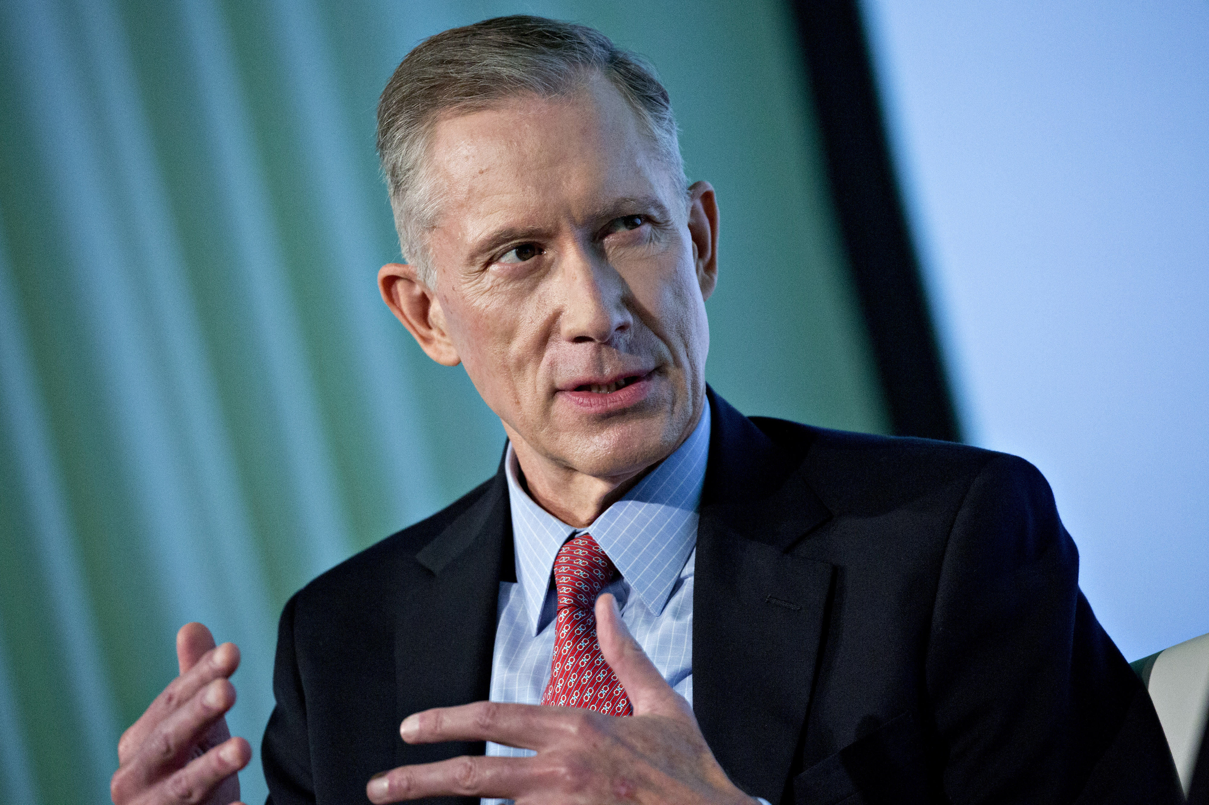 timothy-scheve-president-and-chief-executive-officer-of-janney-montgomery-scott-llc-speaks-during-an-interview-at-the-securities-industry-and-financial- ...