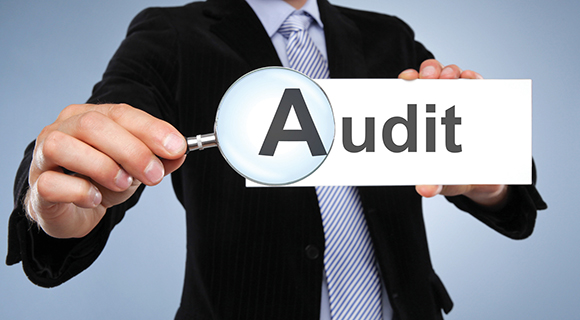 The Audit of the Future