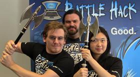 App Coders Battle in PayPal Hackathon