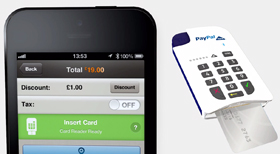 PayPal Here Brings EMV to Mobile Point of Sale