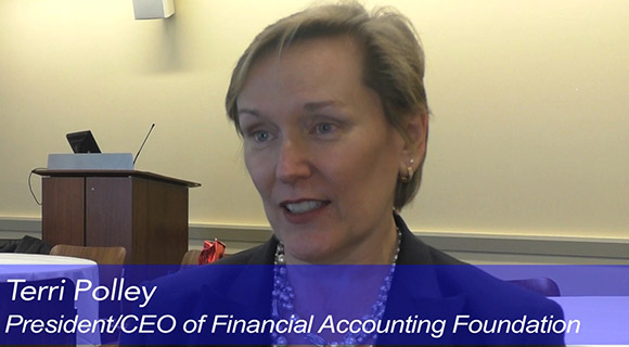 Women in Accounting: Terri Polley on Finding Your Voice
